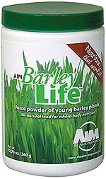 BarleyLife - Nutrition you can feel !