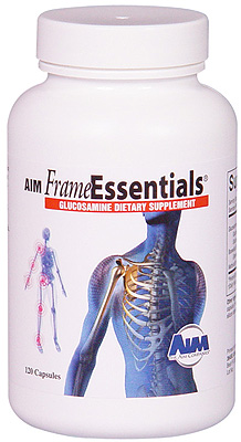 MSM, Glucosamine and Boswellin for Outstanding Results!